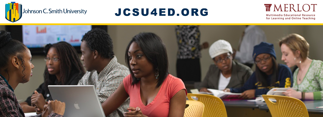 Photo of JCSU students.